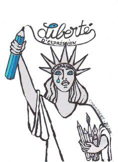 Hervé Chamosset § - Haute-Savoie   Charlie Hebdo : partagez vos dessins en hommage aux victimes -