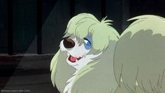 Eric Larson - Disney Wiki, Lady and the Tramp