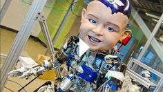 W hen a baby smiles, it is hard not to smile back. Now, with the help of a toddler-like robot, researchers from the University of Californi.