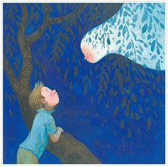 馬戲團團轉 - 幾米  Jimmy Liao Taipei Taiwan, Art Illustrations, Illustration Art, Fine Fine, Poster Prints, Posters, Jimmy, Kids Prints, Art And Architecture