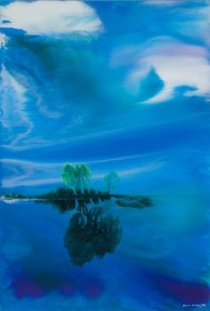 Shadow-summer / Oil on canvas, 2010 /