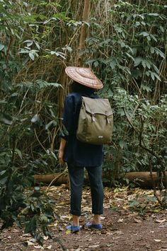 Ölend backpacks TCHANG photographed by Claudia Garcia-Mauriño