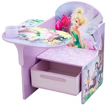Disney Fairies Desk- I think she might almost be old enough for this :)
