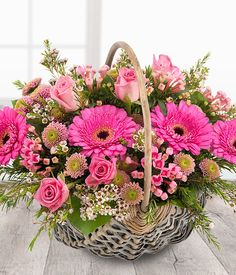 Page not found - Fleurs Amanda Basket Flower Arrangements, Beautiful Flower Arrangements, Floral Arrangements, Art Floral, Floral Design, Faux Flowers, Diy Flowers, Summer Flowers, Beautiful Flowers