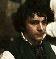 George Blagden as Grantaire