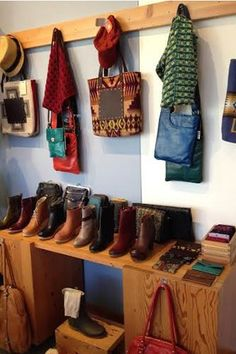 Our Ultimate Guide To Shopping In PDX #refinery29  http://www.refinery29.com/portland-shopping#slide-26  Manifesto Shoes  This delightful little shoe store is a platter of work boots, casual heels (including our personal fave Tsubo), oxfords, bags, and more. It's a double whammy and has a rustic selection for both men and women. Step to it — and head over and peep what's in store.  Manifesto, 3806 North Mississippi Avenue (between N Failing and N Beech streets); 503-546-0910.