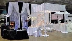 Our Booth Bridal Expo 2012