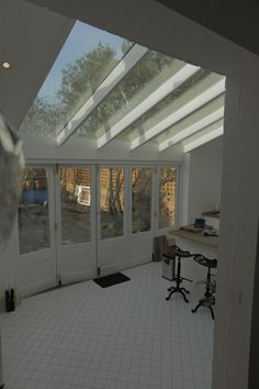 Open up a space with some new skylights!