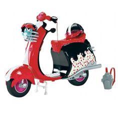 ¿Conoces la Scooter de Ghoulia?