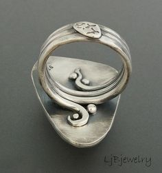 metalsmithing jewelry rings | Silver Ring, Crazy Lace Agate, Sterling Silver, Agate Cabochon ...