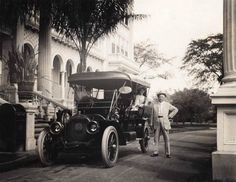aviation 1920s | ... automobile in Honolulu, 1920s. Early automobile in Honolulu, 1920s