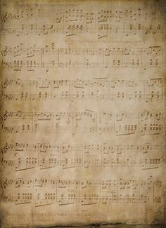 8 Best Images of Vintage Music Note Paper Printable - Vintage Sheet Music Scrapbook Paper, Vintage Music Paper and Free Printable Music Note Paper Decoupage Vintage, Vintage Ephemera, Background Vintage, Paper Background, Vintage Backgrounds, Backgrounds Free, Church Backgrounds, Free Paper Texture, Music Paper