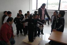 SNCT. Experimentando con alumnos de Primaria (1° a 3°) del Instituto Cultural Grecolatino (20 al 24 de octubre del 2014).