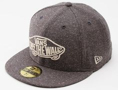 VANS x NEW ERA「Home Team」59Fifty Fitted Baseball Cap   Strictly Fitteds