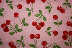 Cherry Cluster Applique Block | Wee Folk Art