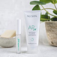 Ap 24 Whitening Toothpaste, Wet Lips, How To Prevent Cavities, Stained Teeth, Nu Skin, Dry Brushing, Beauty Care, Alcohol, Skincare