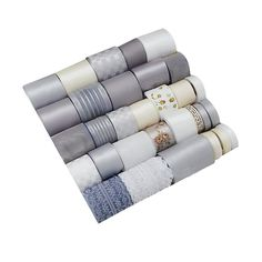 Surker Grosgrain Ribbon DIY Crafts Mixed Pattern Pack -- Read more  at the image link.