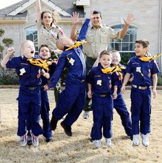 5 cub scout awesome meeting activities