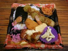 takeaway bento lunch