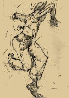 Harlem Swing Dance Studies / 2 on Behance