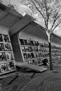 Cementerio de Igualada 1985