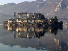 Lago d'Orta - such a lovely place