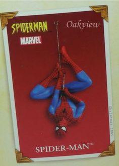 Hallmark 2005 Spiderman NIB-NRFP Marvel Comics Ornament QXI6265