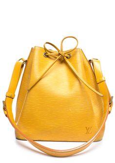 On ideel: LOUIS VUITTON Epi Leather Petit Noe Bag