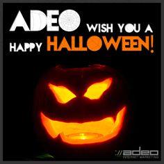 Happy Halloween   Adeo Internet Marketing