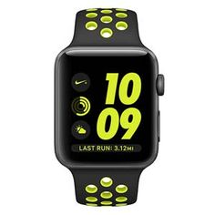 Apple Watch Nike+ is the ultimate tool for anyone who runs, pairing exclusive…