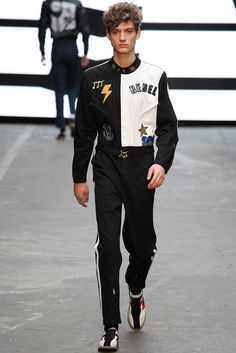 Topman Design Fall 2015 Menswear - Collection - Gallery - Style.com