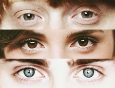 harry potter eyes