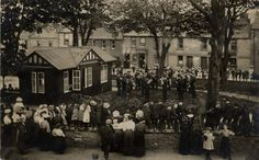 Wigtown, Silver Band 1905