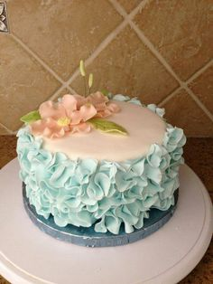 Awesome Cakes Cute Fancy Birthday For Women Designer