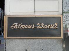Famous-Barr Department Store, downtown St. Louis