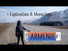 ARMENIE nord - exploration et monastères - 2min VLOG#1 (ft.Dirty Paws)