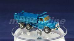 TOMICA 016B NISSAN DIESEL DUMP TRUCK | 1/102 | JAPAN | 016B-12 | BLUE | NO BOX Nissan Diesel, Dump Truck, Old Models, Diecast, Auction, Trucks, Japan, Box, Okinawa Japan