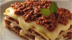 Sucesso, Gastronomia e Felicidade: Minha Receita de Lazanha à Bolonhesa