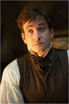"Matthew as Arthur Clennam in ""Little Dorrit"" (2008)"