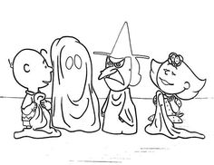 A Charlie Brown Christmas Coloring Pages Charlie Brown and