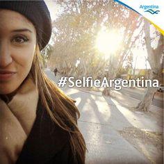 Compartí tus pines con tus autofotos de viajes por #Argentina, usando el hashtag #SelfieArgentina.  Más sobre viajes en www.facebook.com/viajaportupais