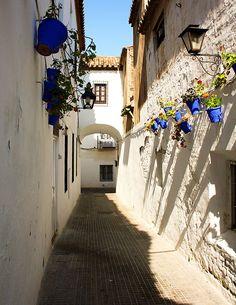 Sepharad - Jewish Quarter, Cordoba, Spain