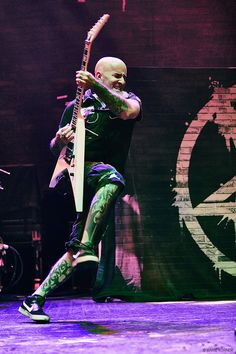 Scott Ian. Anthrax
