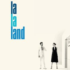 Simple And Elegant Is Key For This La La Land Poster