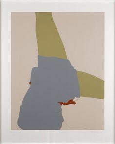 "Gary Hume, ""American Tan XXIV"", Screenprint on paper. 99 x 78 cm Gary Hume, High Gloss Paint, Damien Hirst, Art For Sale, Art History, My Eyes, Are You Happy, Buy Art, Screen Printing"