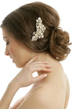 Blooming Love Comb by RTR Bridal Accessories
