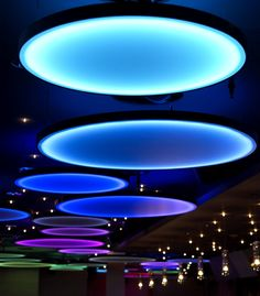 Galaxy Bar Ceiling