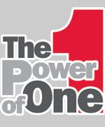 the power of one logo - Google Search