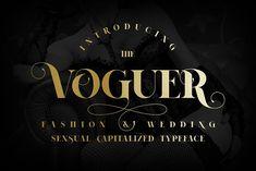 Voguer by NREY on @creativemarket