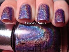 OPI DS Original ---- look at that rainbow!